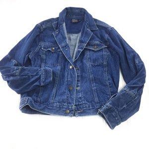 Calvin Klein Vintage Oversized Denim Jean Jacket M